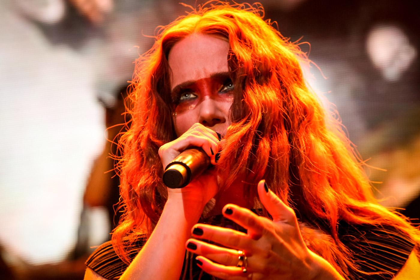 Ayreon Simone Simons - 013, Studio MT