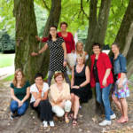 Portret -Blauwe Maan team
