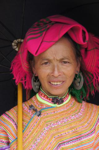 Portret - Vietnam