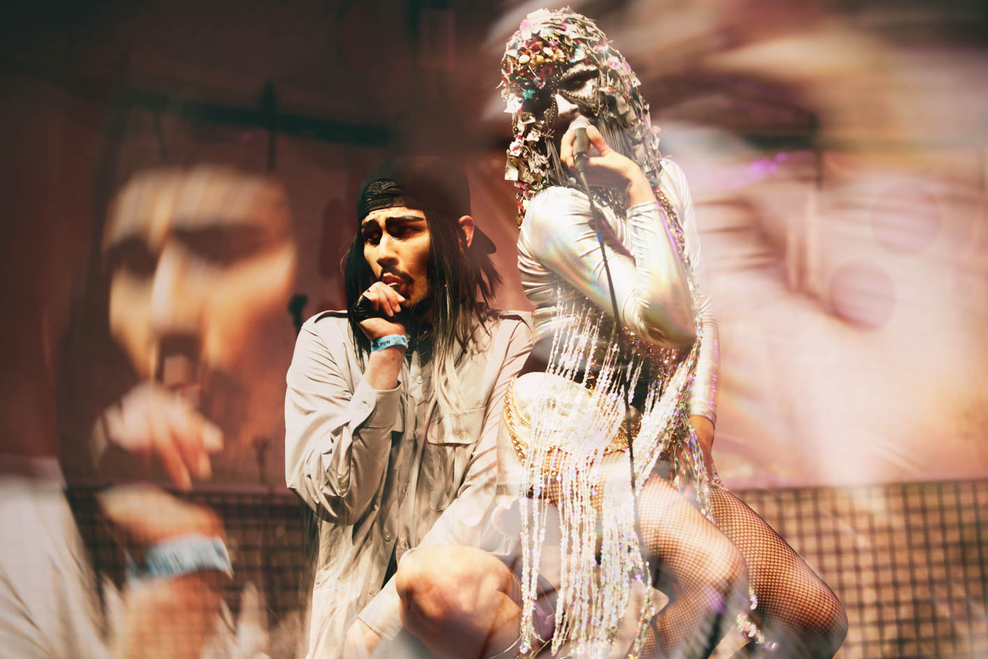 Fataboom - Festival Mundial, Studio MT