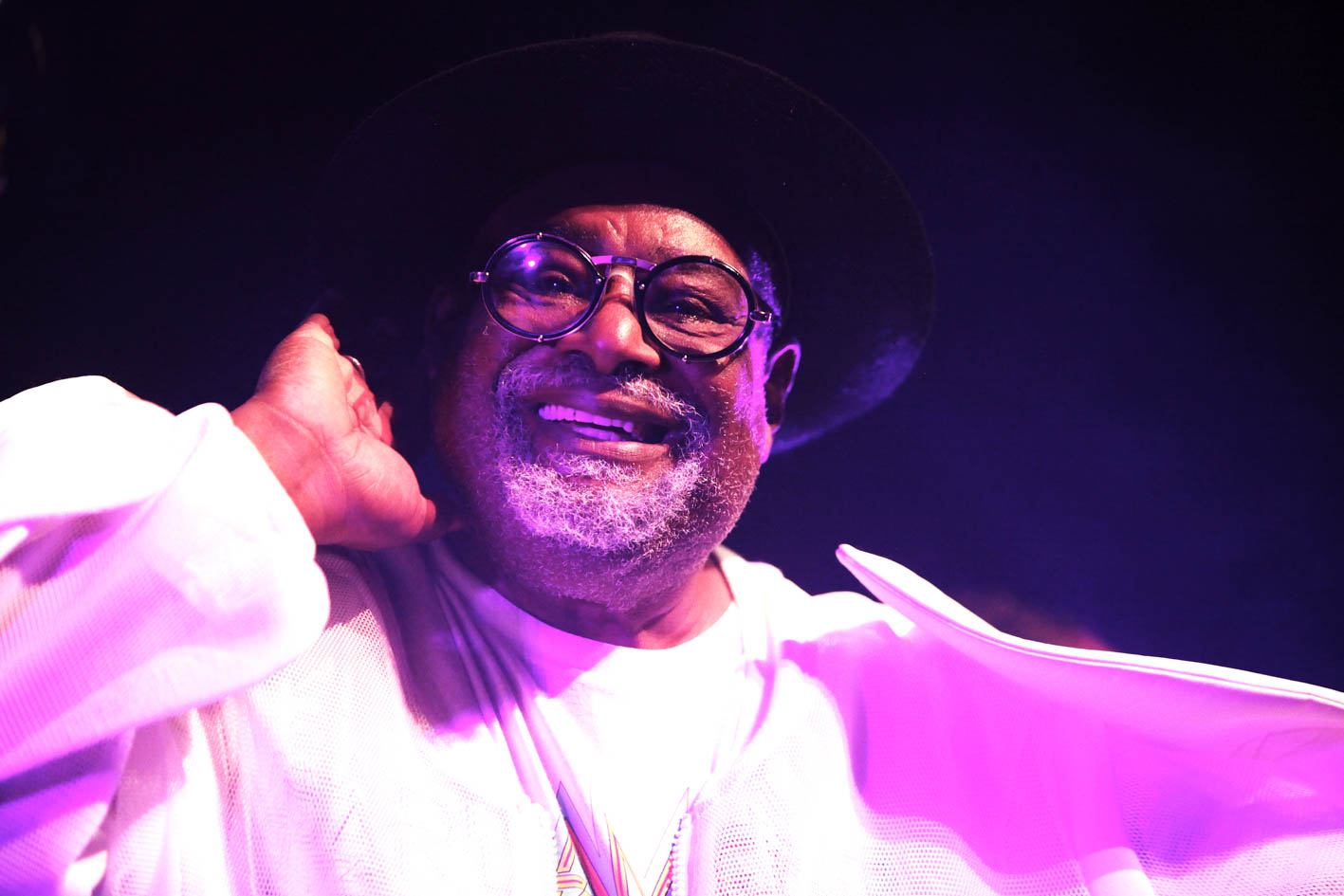 George Clinton - Vorstin, Studio MT