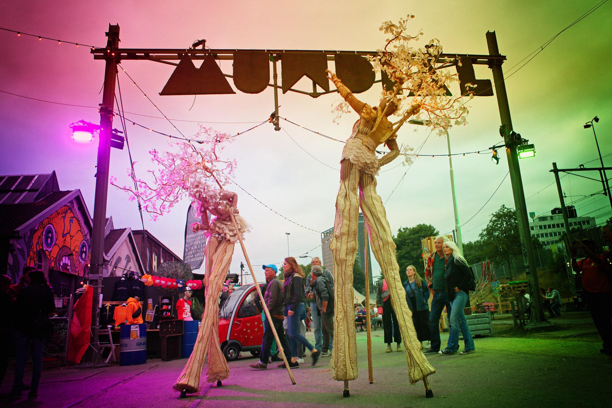 Evenement - Festival Mundial