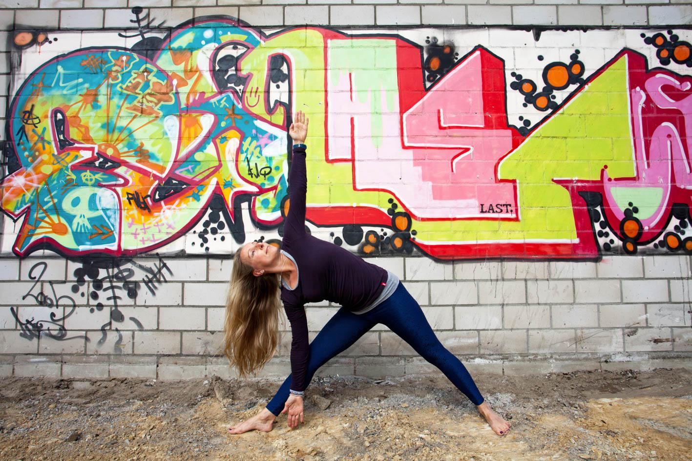 Opdracht - BAJ yoga