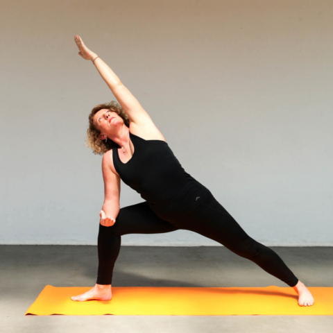 Opdracht - Pristine yoga
