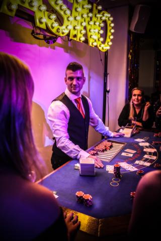 Indicia Casinofeest, StudioMT